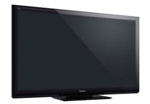 télé Panasonic 50 pouces a réparé