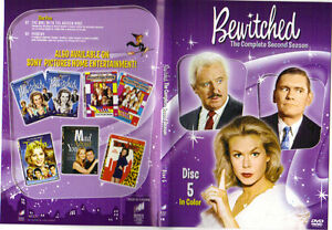 Bewitched - The Complete Season 2 (5 DVDs, 38 Episodes) West Island Greater Montréal image 3