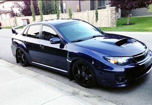 2011 Subaru Impreza WRX STi Sport Tech Sedan