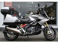 2014 Aprilia Caponord 1200 ABS *WITH EXTRAS* at Teasdale Motorcycles, Yorkshire