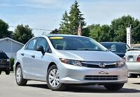 2012 Honda Civic Berline Dx