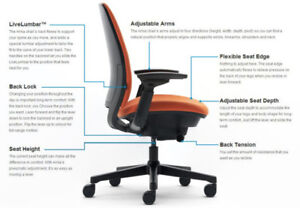 Brand New Steelcase Amia Office Chair