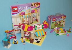 LEGO FRIENDS, LOT de 2 SETS no 41006 et 41087