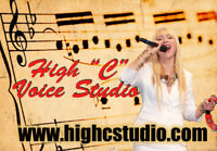 20% off for the new voice students! This month only!