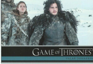 Game of Thrones Season 3 Base Card Set (98 cards - 2014)
