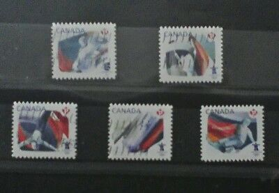 Canada 2009 winter olympics Vancouver used set