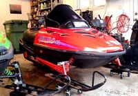 Awesome Sled will sell or trade for motocross bike or 4x4