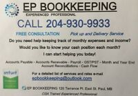 Experienced, Professional Accounting and Bookkeeping