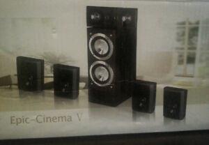 SYSTEME SON CINEMA MAISON EPIC-5,1