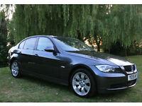 2005 BMW 3 SERIES 318i SE 2.0L 4 DOOR SALOON MANUAL WARRANTIED LOW MILEAGE FSH