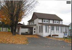 3brm 2bth Double Car Garage Home in Plaster Rock NB - PRIVATE