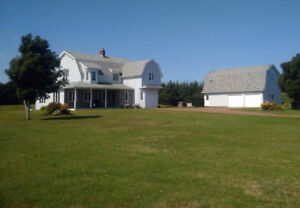 Updated - Now Leased - Country Home in the North Rustico area
