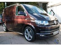 2015 VW Transporter T6 T30 TDI 140PS P/V HIGHLINE BMT Sportline Pk