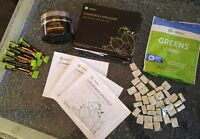 It Works Wraps, Greens & More -BRAND NEW in original packaging!