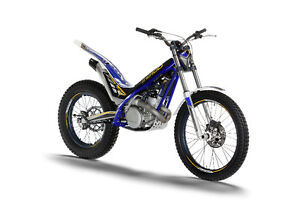 Sherco ST250, Trials, Dealer personal demo
