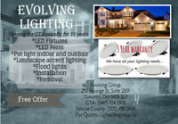 Pot Light Installation -  $50,00 to $65.00 + FREE OFFER