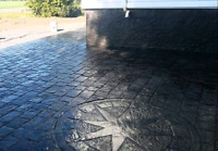 Decorative Stamped Concrete & Carpentry