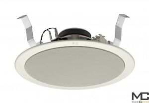 2 NEW Ceiling speakers for business