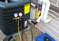 Furnace, boiler, water heater or garage heater quit?