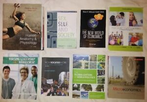 Nursing and Elective TEXTBOOKS for SALE !
