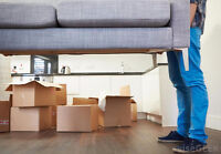 MOVERS TO LOAD // UNLOAD YOUR TRUCK !
