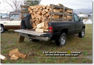 AL`S 1 yr DRY $275 & up SPLIT HARDWOOD FIREWOOD 902-449-0009