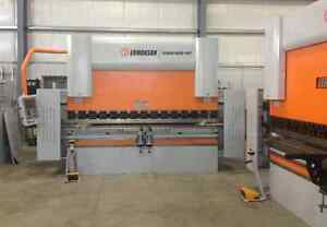 Looking for Used Metal Fabricating Machinery