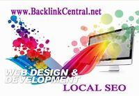 website design and local SEO, online marketing