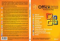 ☎️FRESH install MSDN Office Professional Plus 2010 32bit 64bit☎️