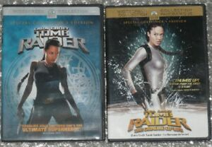 TOMB RAIDER Cradle Of Life 2 movie combo