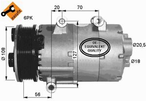 Compressore-Ford-S-MAX-1-8-Diesel-TDCi-Dal-2006-gt