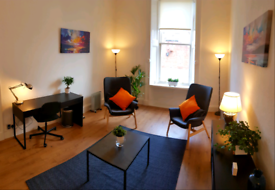 Therapy / counselling room to rent near Charing Cross (Berkeley St)