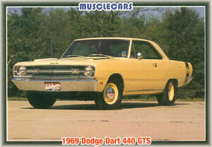 Muscle Cars MOPAR Trading Cards from the 1992 Collect-A-Card Cor Sarnia Sarnia Area image 9