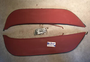 Mint 1967 Plymouth Fury NOS Foxcraft Fender Skirt FREE SHIPPING