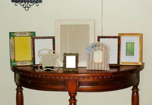 Collection of Decorative Picture Frames (8)