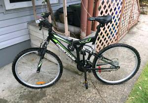 Dual Shock Mountain Bike