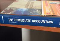 Intermediate Accounting Sixth Edition Volume 1 w/Connect