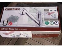 Kitchen Mixer Tap with pull out spray BNIB