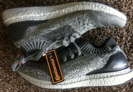 NEW Adidas Ultra Boost Uncaged SILVER 8US yeezy Y-3