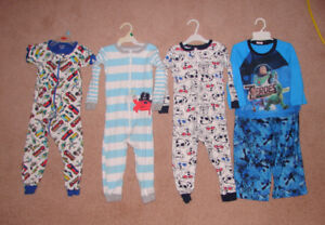 Boys Pj's, Clothes, Winter Hat - size 3, 3T