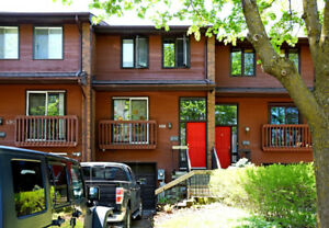 Centrally Located townhouse near Carlingwood Mall