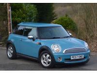Mini Mini 1.4 ( Pepper ) One 2007 57 Blue