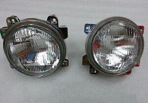 HONDA CBR250 CBR400 Clear Flawless Headlight Unit