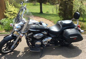 2011 Yamaha V-Star Tourer