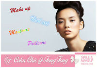Color Chic @ FongFong professional nail art & makeup