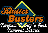 Klutter Busters Ottawa Valley/Renfrew County Junk Removal