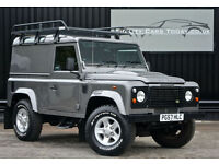 2008 Land Rover 90 Defender 2.4 TDCI County 6 Speed Hard Top Stornoway