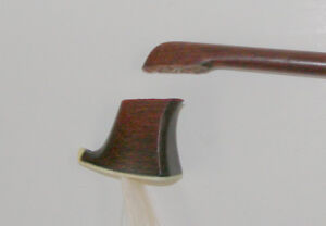 Bow rehair and repair service, for violin family of instruments.