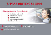 DRIVING SCHOOL,DRIVING LESSONS & DRIVING INSTRUCTOR 416-738-3722