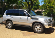 2005 Toyota LandCruiser Sahara Tweed Heads Tweed Heads Area Preview